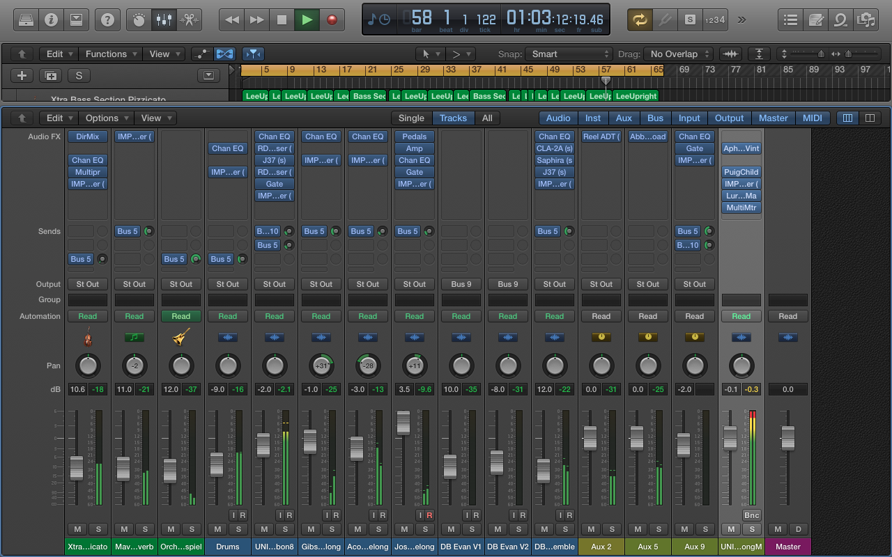 Lee's D I Y  Recording, Mixing & Mastering Tips Lee Coulter